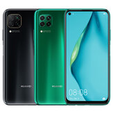 HUAWEI P40 Lite Global Version 6,4 inci 48 MP Quad Camera 6GB RAM 128GB ROM HUAWEI Kirin 810 Octa Core 4G Smartphone