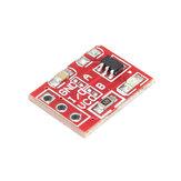 20pcs 2.5-5.5V TTP223 Módulo de trava de botão capacitivo de auto-bloqueio Geekcreit para Arduino - produtos que funcionam com placas Arduino oficiais