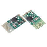 5pcs 2.4G Wireless Remote Control Module Transmitter and Receiver Module Kit Transmission Reception Communication 6 Channel Output
