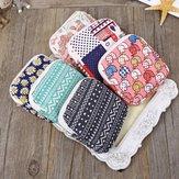Nette Damen Damenbinden-Beutel-Menstruations-Auflagen, die einfache Tasche tragen Kleine Artikel sammeln Beutel-Kasten Geldbeutel Halter-Organisator