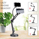 Multiple Styles Universal Flexible Lazy Bracket Phone Holder Car Bed Desk Mount Stand