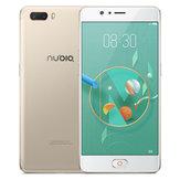 Nubia M2 Global Rom 5,5 pouces 4 Go RAM 64Go ROM Qualcomm Snapdragon 625 Smartphone Octa Core 4G