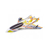 Arctic Cat Water Plane PP 820mm Wing Span Glue-N-Go Foamboard RC Airplane KIT