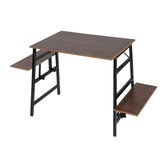 Adjustable Study Computer Desk Laptop Desk Office Workstation Writing Table Portable Caravan Table for Classroom Home
