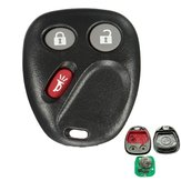 3-knop Remote Electronics-sleutel Keyless Entry Fob Control voor GM 21997127 LHJ011