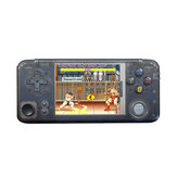 ANBERNIC RS-97 16GB 6000 Games 3.0 inch IPS HD Screen Retro Handheld Video Game Console PS1GBA GB GBC FC MD WSC Arcade PC Games with 32GB SD Card