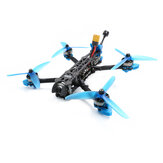 GEPRC MARK4 HD GPS 4S 5 Inch 225mm FPV Racing Drone PNP / BNF CADDX Vista HD Cam GR2306.5 2450KV 50A ESC kompatibel DJI FPV Unit Udara