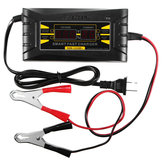 12V Charger With LED Intelligent Display Charger For Car Motor Lead Acid Battery