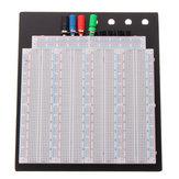 PCB Prototip Kartı ile 3200 Delikli Lehimsiz Test Hamur Tahtası