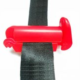 Car Seat Belt-strap Adjuster Clip Shoulder Neck Comfort Adjustment