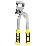 Alloy Keel Pliers Stud Crimper Metal Punch Lock Hand Drywall Tools