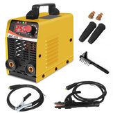 Handskit ARC-225 Welding Machine Portable Mini Electric Welder Semiautomatic Welding Reverse Welder for Welding Electric Work