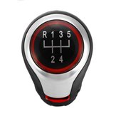 5 Speed Shift Knob For VW Golf MK5 MK6 MK7 Jetta EOS Scirroco