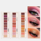 Focallure 10 Colors Eyeshadow Palette Conceler Matte Shimmer Brillare Waterproof Eyeshadow Powder