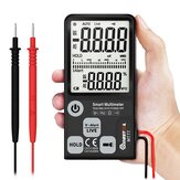 MUSTOOL MT77 Groot scherm Smart Digital Multimeter Voltage Tester 3-Line display Volledig automatisch bereik True RMS 6000 Counts DMM met analoge staafdiagram