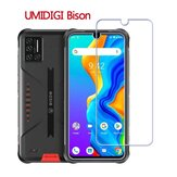Bakeey 9H Anti-Explosion Anti-Scratch Tempered Glass Screen Protector для полос UMIDIGI BISON Global