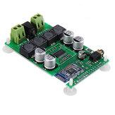 Carte d'amplificateur de puissance BK3266 Bluetooth 5.0 2x30W / 20W Prise en charge de l'entrée Audio AUX Changer le nom et le mot de passe avec Terminal