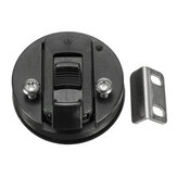 Round Slam Hatch Latch Black For Southco M1-61 RV Marine Boat