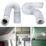 5M Flexible Exhaust Hose Vent Tube For Air Conditioner 15cm Diameter Hose