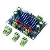 XH-M572 High-power Digital Power Amplifier Board TPA3116D2 Chassis Dedicated to Plug-in 5-28V Output 120W