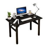 折りたたみ式コンピュータデスク学生ライティング学習テーブルオフィスワークステーションホームラップトップデスクゲームテーブル