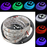 5M 72W DC 12V Waterproof IP65 5050 SMD 300 Red/Blue/White/RGB Flexible LED Party Strip Light