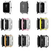 Bakeey Electroplating All-inclusive TPU Watch Case Cover Watch Protector for Amazfit bip/bip lite