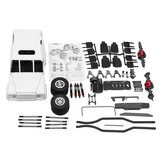 TFL C1507 Rc Car Crawler Chassis Kit Set لـ D90 Parts