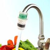 Carbone de noix de coco robinet eau du robinet purificateur purificateur eau de la maison cuisine purifier outil de filtre