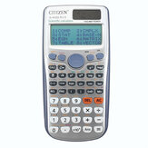 FX-991ES-PLUS Calculatrice scientifique Calculatrice de bureau 417 types de fonctions Fonction étudiante Calculatrice scientifique Calculatrice d'examen scolaire Cientification