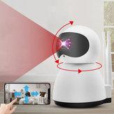 WIFI 1080P IP Kamera P2P Kablosuz IR Kesim Güvenliği Kamera Gece Görüş