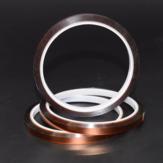 260-300 градусов Цельсия Высокотемпературная термостойкая лента Чай Цветная изоляция Полиимидная клейкая лента Без остатка