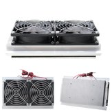 DIY XD-2029 120W Large Flat Semiconductor Refrigerator Cooling Equipment Kit 12V-15.4V DC 7A-10A