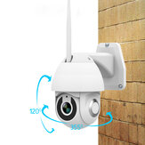 OU-9113-M4 HD 1080P PTZ Smart WIFI IP Camera Infrared Night Version Moving Detection 355° Home Baby Monitors