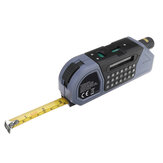 Multifunction Tape Messure Laser Level Measuring Tool with Calculator