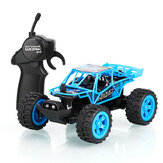 Zingo Racing 9115B 1/32 2.4G RWD Mini carro elétrico RC LED Veículos leves off-road modelo RTR