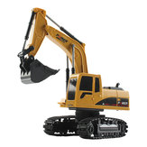 Mofun 1022 40Mhz 1/24 5CH RC Excavator Car Vehicle Models 10km / h High Speed Kids Indoor Outdoor Toys