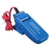 MK-CFS12 Automatischer elektrischer Wasser-Pumpen-Schwimmerschalter DC Bilgenpumpen-Schalter-Fluss-Sensor