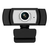 Bilgisayar PC Laptop için Mikrofon ile 1080P USB Webcam Kamera Web Kamera