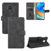 Bakeey for Xiaomi Redmi Note 9S / Redmi Note 9 Pro Case Magnetic Flip with Multi Card Slots Wallet Stand PU Leather Full Cover Protective Case Non-Original