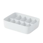 Ropa interior Medias Almacenamiento de plástico Caja Cajón Tipo Cestas de ropa Clasificación Caja con material de PP