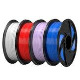 TronHoo® 1Kg ABS Filamento 1,75mm Preto / Branco / Cinza / Vermelho / Amarelo / Azul / Laranja para impressora 3D