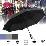 مظلةالتلقائي1-2الناسالمحمولةمظلة يندبروف التخييم ثلاثة الطي ظلة