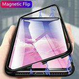 Bakeey 360° Magnetic Adsorption Metal Tempered Glass Flip Protective Case for Xiaomi Mi 9T/ Mi9T Pro / Xiaomi Redmi K20/ Xiaomi Redmi K20 PRO