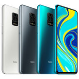 Xiaomi Redmi Note 9S Global Version 6.67 pulgadas 48MP Cuad Cámara 6GB 128GB 5020mAh Snapdragon 720G Octa Núcleo 4G Smartphone