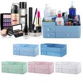 Grün / Pink / Weiß / Dunkelblau / Hellblau / Orange Rot Kosmetikschmuck Aufbewahrungsbox Regal