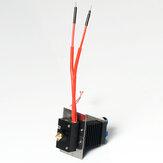 Geeetech® Kit Hotend 2 em 1 para encaixe A10M A20M com bico de 0,4 mm Filamento de 1,75 mm para impressora 3d