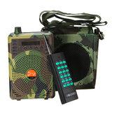 48W Controle Remoto Camuflagem Caça Elétrica Chaveiro Orador MP3 Kit Chamada Caça Chamadas Chamador Eletrônico de Aves