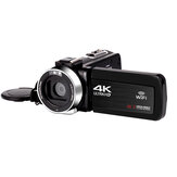 KOMERY 48MP 4K HD Digital Camcorder WiFi 3.0 inch Touch Screen for Youtube Tiktok Vlogging Video Recording Camera