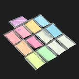 13Pcs super helles Glühen im dunklen Puder Fluoreszierenden Pigment Strontium Aluminate